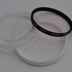 Nikon Filter 52mm L1 BC