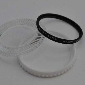 Nikon Filter 52mm Soft 1 ohne Kratzer Zustand A/A+ Weichzeichner