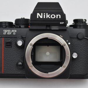 Nikon F3/T HP Kamera - schwarz - Profikamera - geringste Abnutzungsspuren - optischer Zustand A/A+ Top Qualität - technisch perfekt