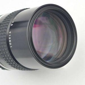 Nikon Nikkor 135mm - 2.8 AI-selbst bei Offenblende superscharf-so gut wie keine Verzeichnung-sehr geringe Chromatische Aberration-ab 5.6 keine Vignettierung