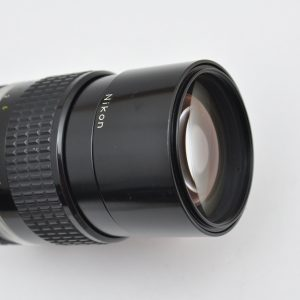 Nikon Nikkor 135mm 2.8 AIS-selbst bei Offenblende superscharf-TOP