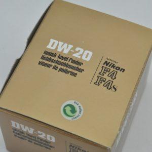 Nikon Lichtschachtsucher DW-20 für die Nikon F4 - mit 5fach Sucherlupe