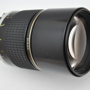 Das legendäre Nikon 180mm ED 2.8 AIS