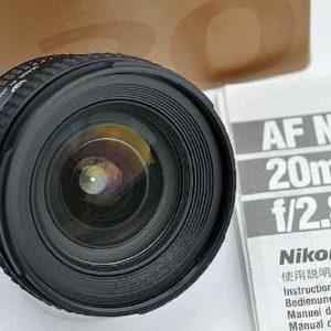 Nikon 20mm 2.8 D AF