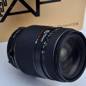 Nikon Nikkor 35-70mm f2.8 AF - ein Immerdrauf mit überragender Abbildungsqualität - Zustand A/A+ TOP - Profizoom - AF sehr schnell