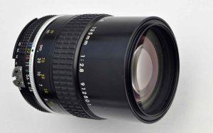 Nikon Nikkor 135mm 2.8 AIS