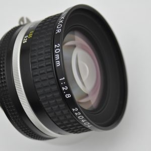 Nikon Nikkor 20mm 2.8 - AIS Objektiv- Top Bildqualität - Zustand
