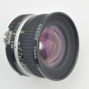 Nikon Nikkor 20mm 2.8 - AIS Objektiv- Top Bildqualität - Zustand A/A+ herausragende Bildschärfe - überragende Verarbeitung - TOP