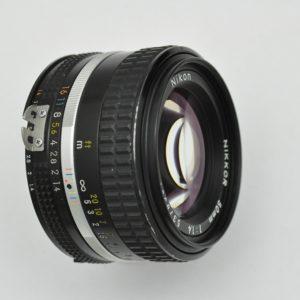 Nikon Nikkor 50mm 1.4 AIS Zustand A- hervorragende Bildqualität