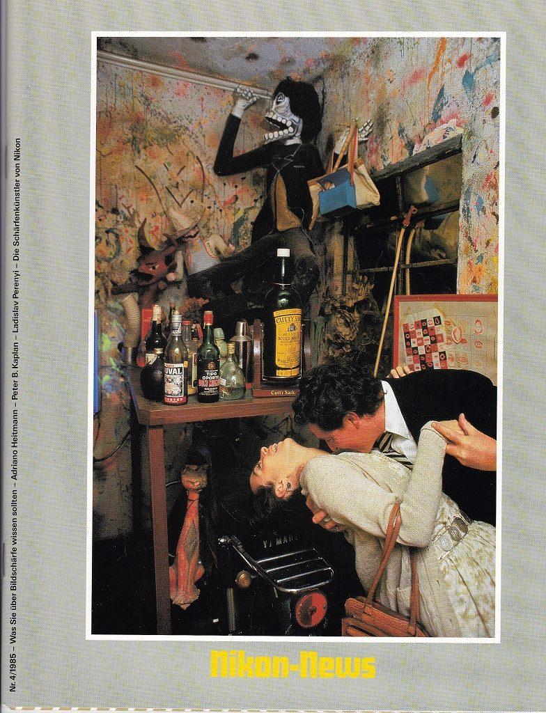 Deckblatt Nikon News 4-1985
