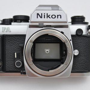 Nikon FA - Multiautomat - Matrixmessung - Titanverschluss - nikonanalog