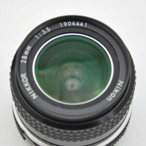 Nikon Nikkor 28mm 2.8 A