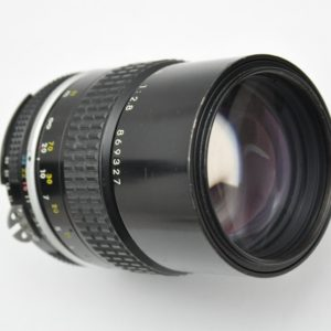 Nikon 135mm 2.8 AIS - Fundgrube