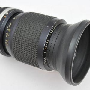 Nikon Nikkor 35-105mm 3.5-4.5 AIS Fundgrube - technisch perfekt - ein Zoom-Objektiv mit Makrofunktion als ideales kompaktes Reisezoom