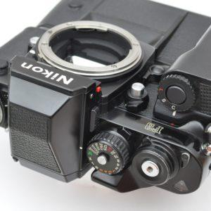 Nikon Kameraset F3 mit MD-4 Lichtdichtungen-Spiegeldämpfer-Okular neu