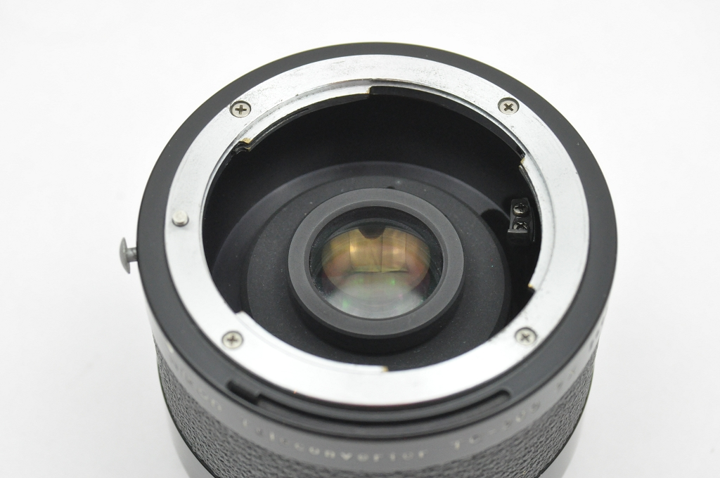 Nikon TC 200 Telekonverter AI für manuelle Objektive bis 200mm