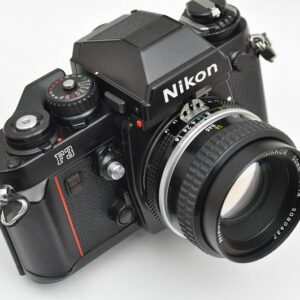 Nikon Kameraset - F3 aus Nikon F3 + Nikon Nikkor 50mm 1.8 AI